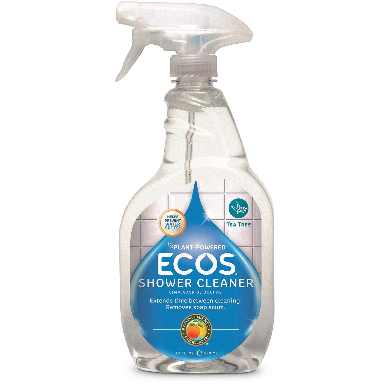 Earth Friendly Products ECOS Shower Cleaner