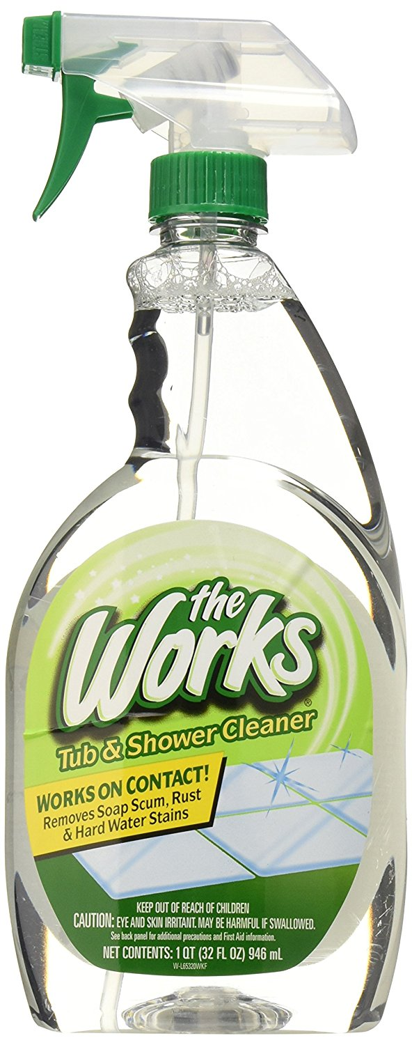 Howe Care Labs 65320WK Shower Cleaner 32-Ounces
