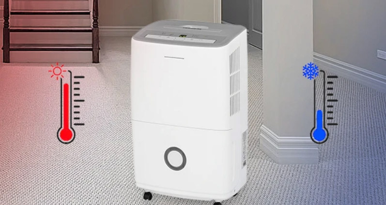 A Toilet Dehumidifier