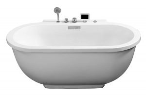ARIEL Platinum Whirlpool Bathtub