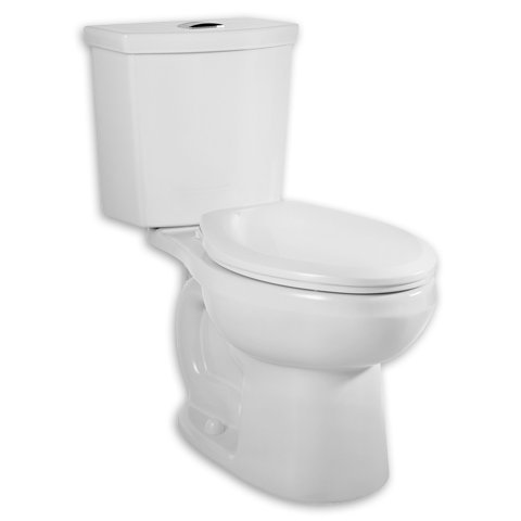 American Standard H2Option 2887.216.020 Siphonic Elongated Two-piece Elongated Toilet