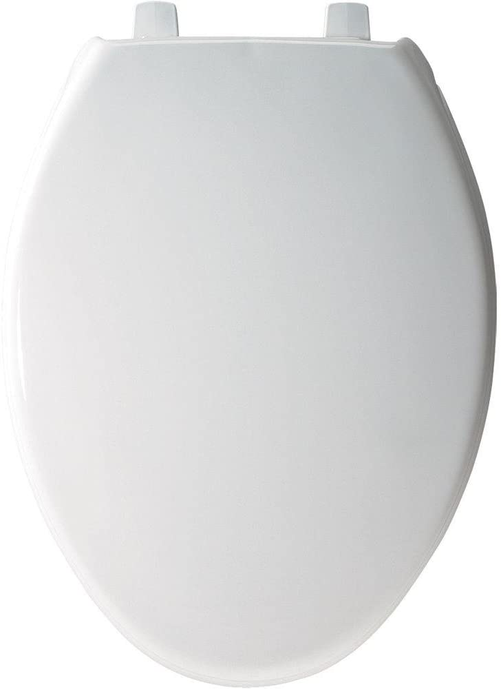 BEMIS 7800TDG 000 Commercial Heavy-Duty Closed Front Toilet Seat