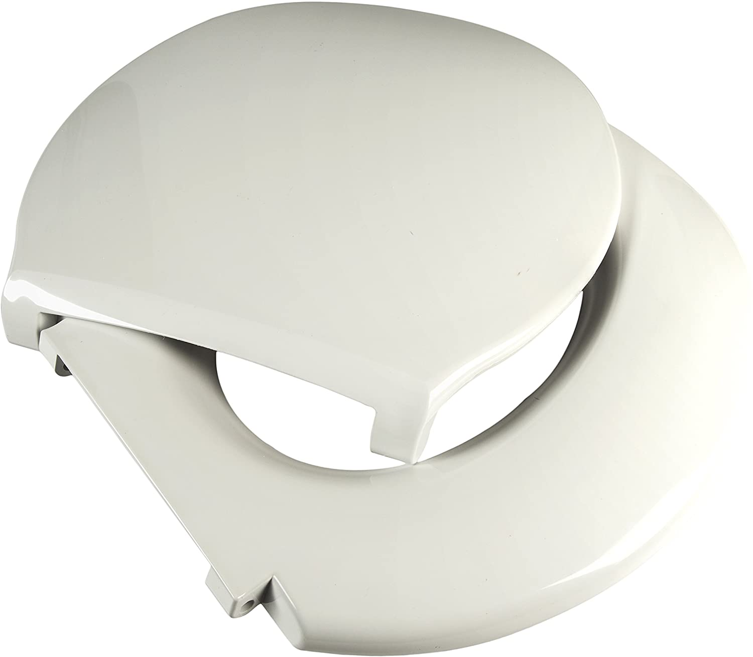 Big John 6-W Oversized Toilet Seat
