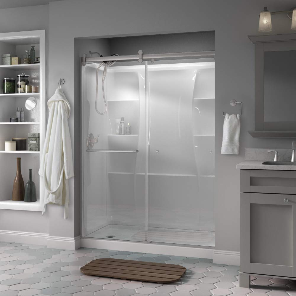 Delta shower doors