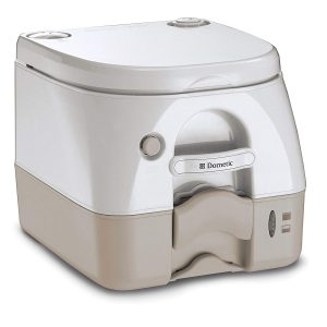 Dometic 301097202 Portable Toilet 2.6 Gallon