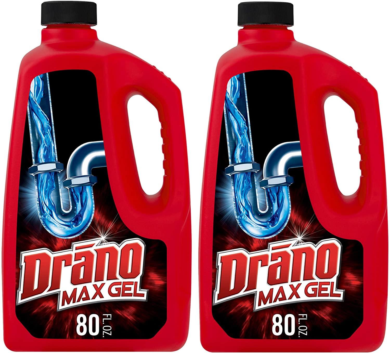 Drano Max Gel Liquid Clog Remover