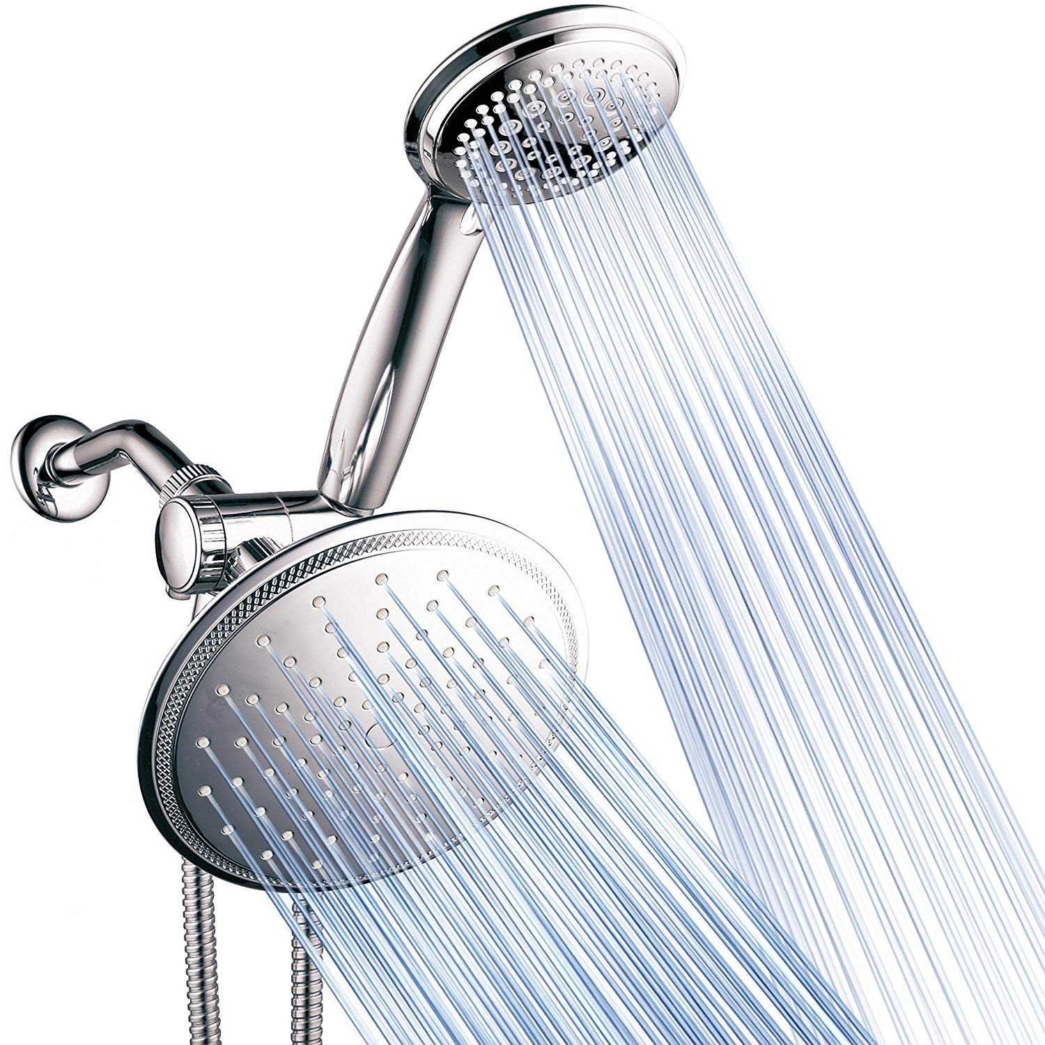 DreamSpa 1432 3-way Rainfall Dual Showerhead