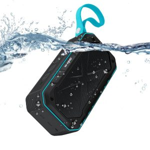 ELEGIANT Waterproof Portable Bluetooth Speaker