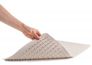 Epica Anti-Slip Machine Washable Anti-Bacterial Bath Mat