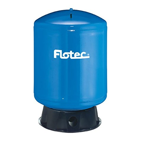 Flotec FP7110 19-Gallon Pre-Charged Well Pressure Tank
