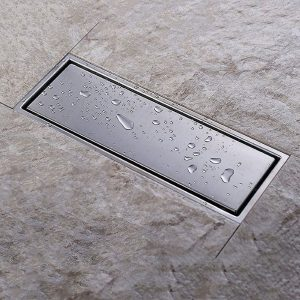 KES SUS 304 Stainless Steel Shower Floor