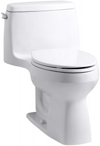 KOHLER 3810-0 Santa Rosa Comfort Height Elongated Toilet