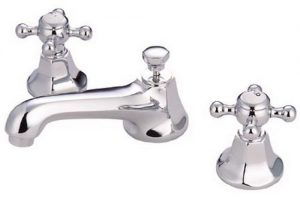 Kingston Brass Metropolitan Widespread Lavatory Faucet