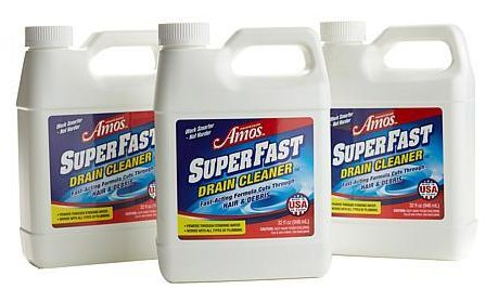 Professor Amos Superfast Drain Cleaner