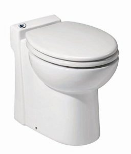 Saniflo 023 SANICOMPACT 48 One-Piece Toilet