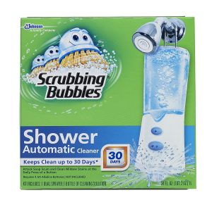 Scrubbing Bubbles Automatic Shower Cleaner, 34 Ounce