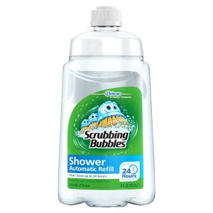 Scrubbing Bubbles Shower Cleaner