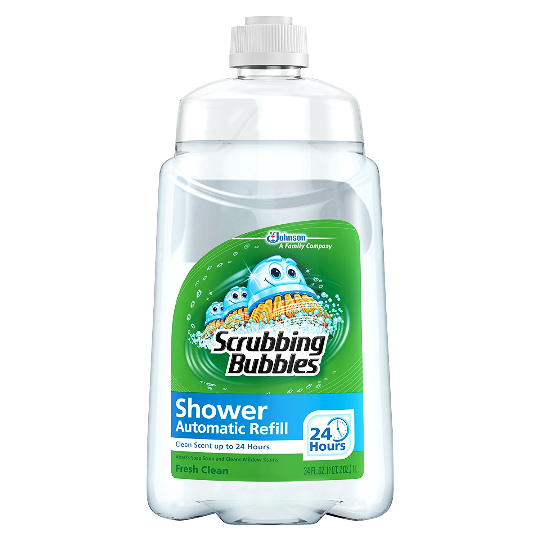 Scrubbing Bubbles Shower Cleaner