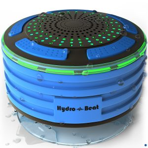 Shower Radios-Hydro-Beat Illumination