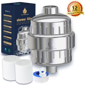 Starbung 12-Stage Shower Water Filter