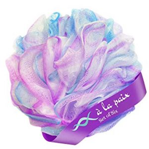 The Exfoliating Shower Loofah