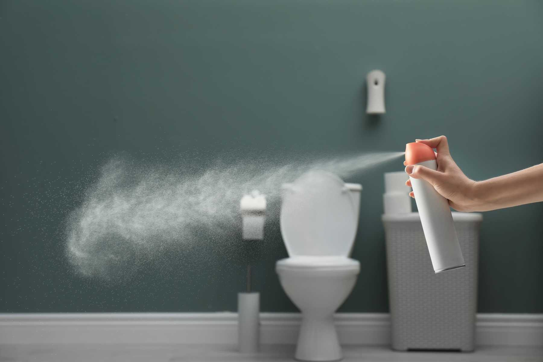 Natural ways of keeping the toilet smelling fresh